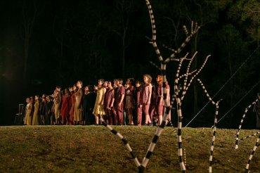 Chorus 2020 by Annette Carmichael, image by Nic Duncan