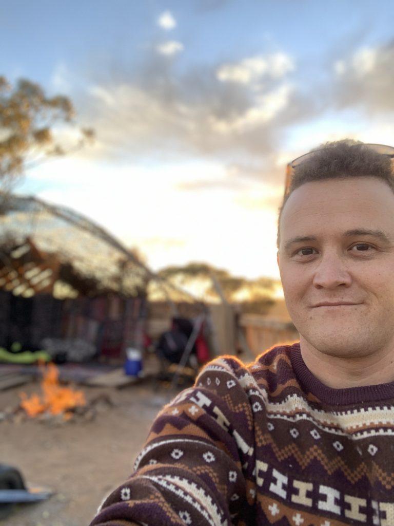 Owen Hinton local producer D15