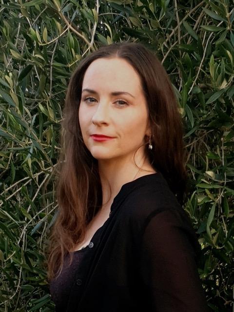 Dance artist Rita Cobussen