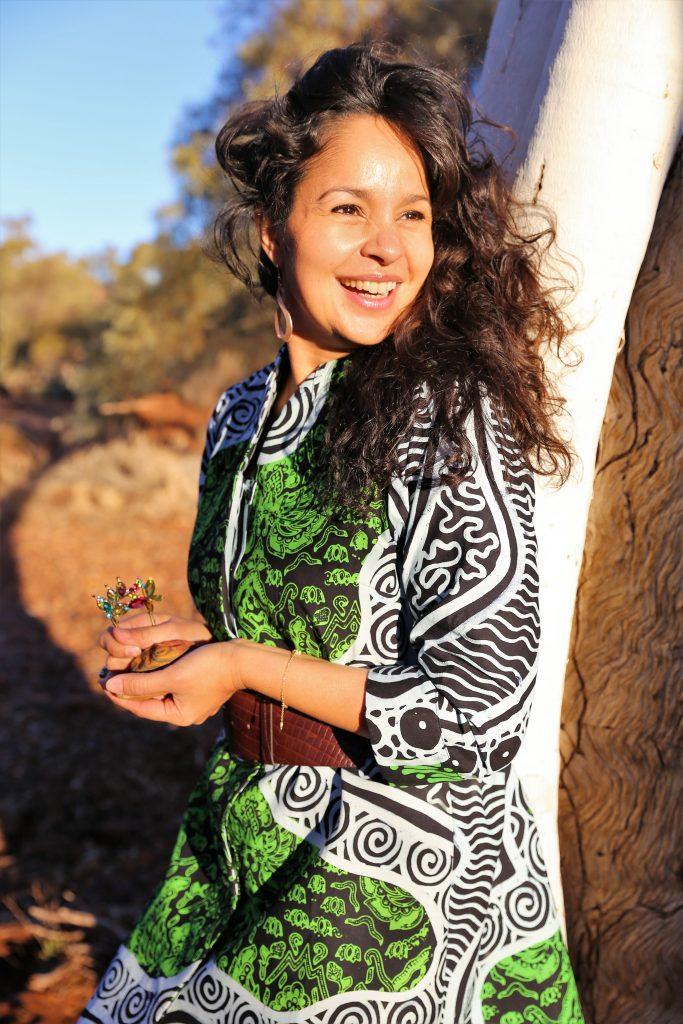 Dance artist Yola Bakker